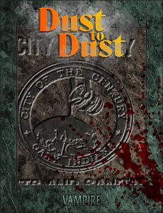 Couverture Dust to Dust 212x276 V2