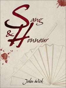 Sang et Honneur COVER FRONT
