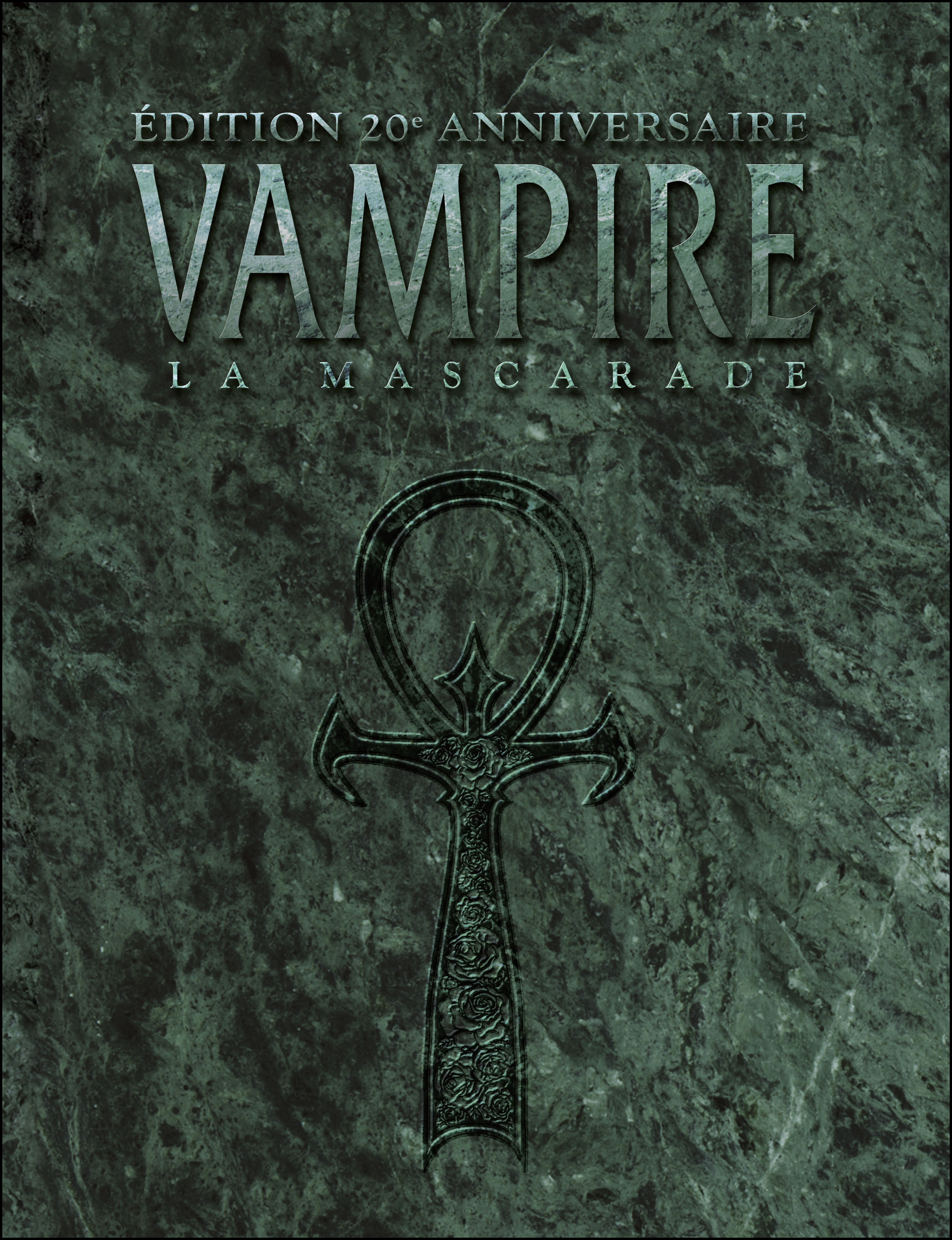 Couverture Vampire V20