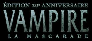Logo Vampire V20 color