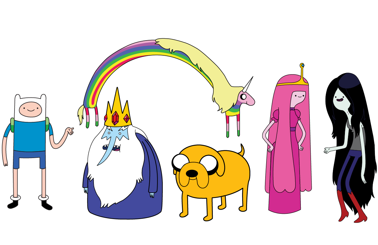 Character Design Adventure Time : Quel heure est il adventure time arkhane asylum