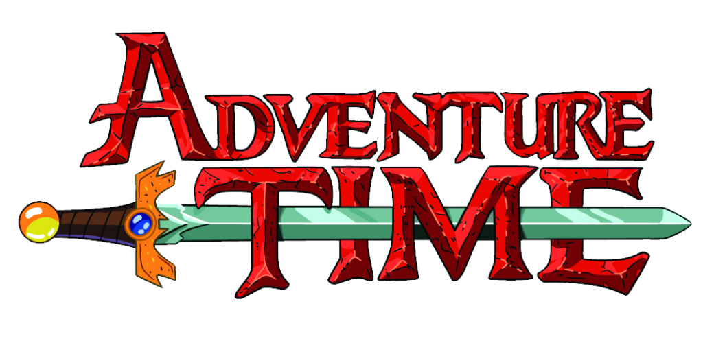 Logo Adventure Time